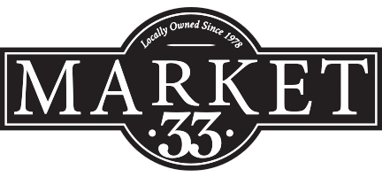 A theme logo of Market 33
